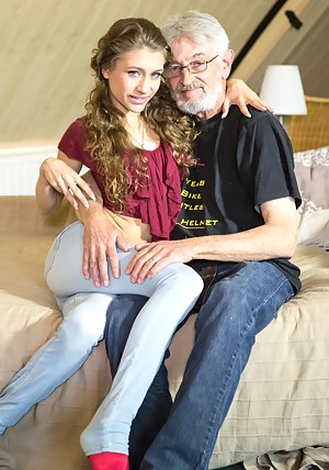 Free Old Man and Teen Porn Pictures