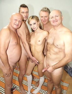 Free Teen Gangbang Porn Pictures